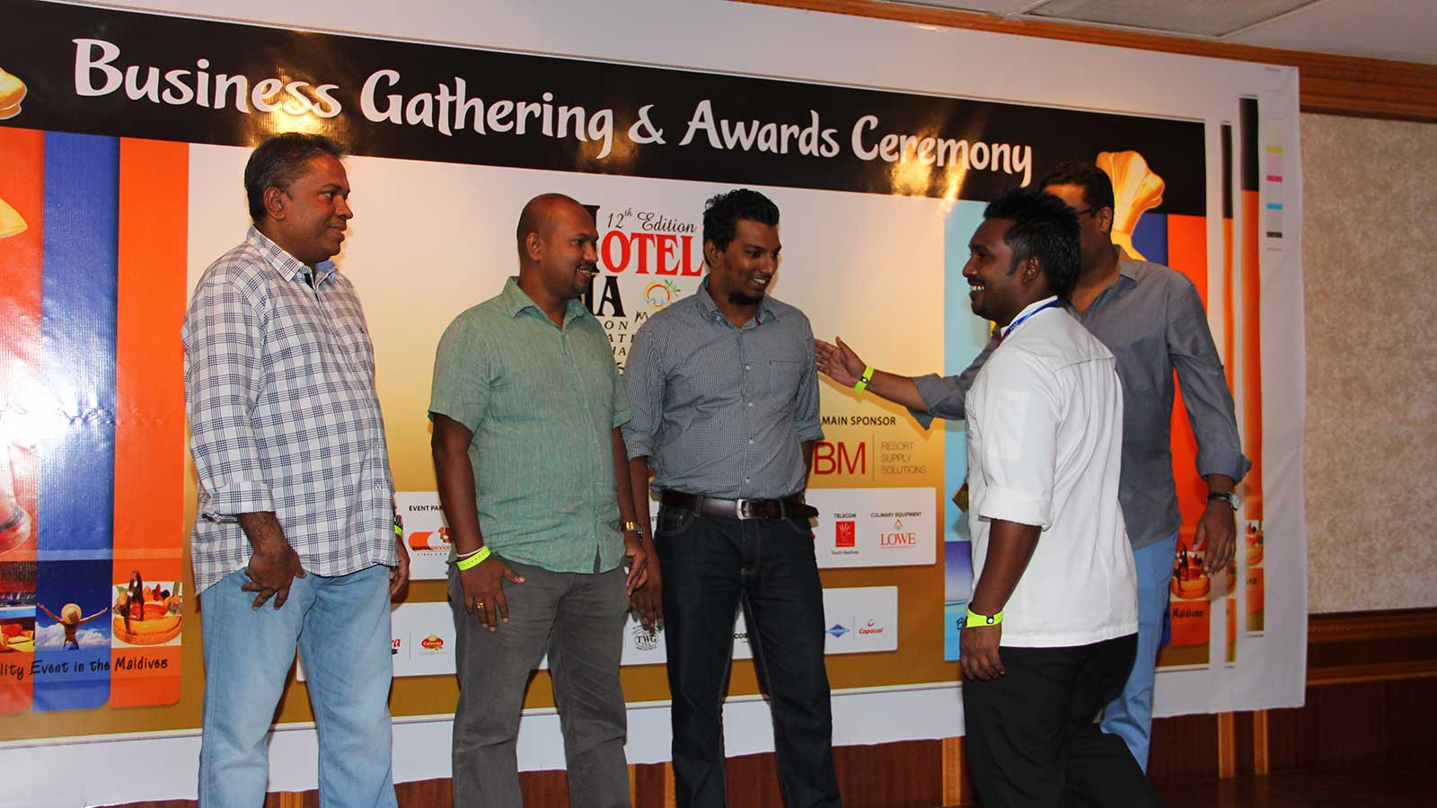 Hotel Asia Culinary Challenge Bestbuy Maldives
