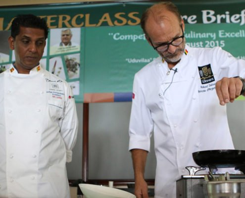 Bestbuy Maldives Catering Training Seminars