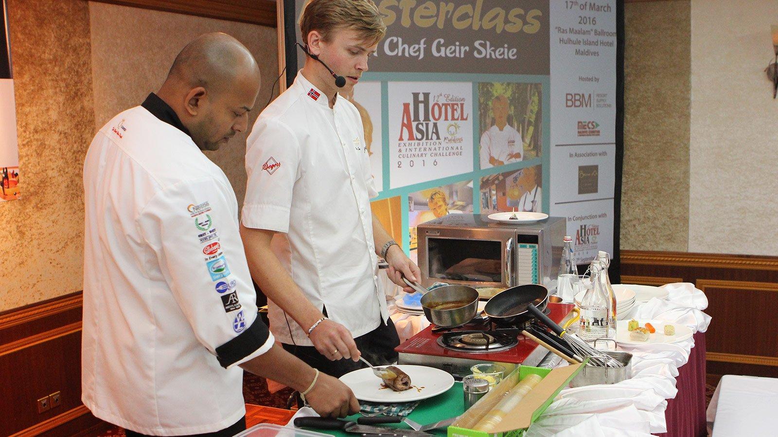 Bestbuy Maldives Culinary masterclass