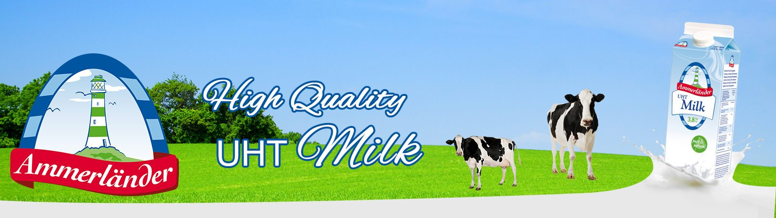 Ammerlander dairy products