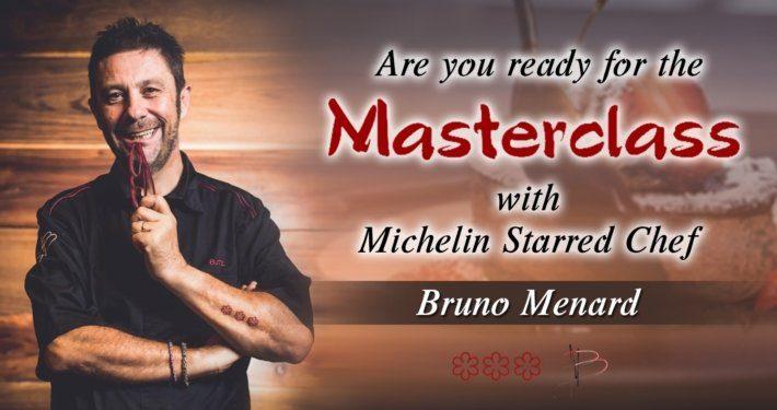 Masterclass with Bruno Menard